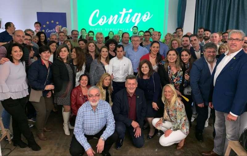 Cierre de campaña de Contigo en València. EPDA