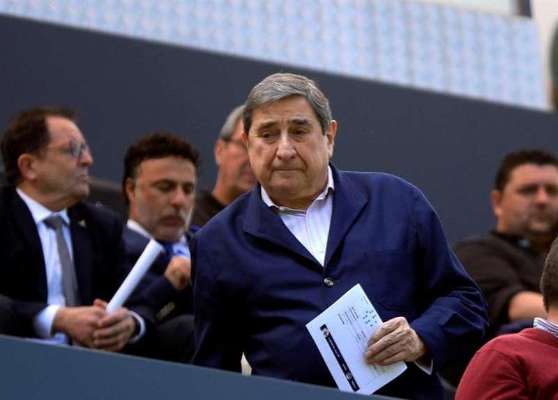El expresidente del Deportivo Augusto César Lendoiro. EFE/Archivo