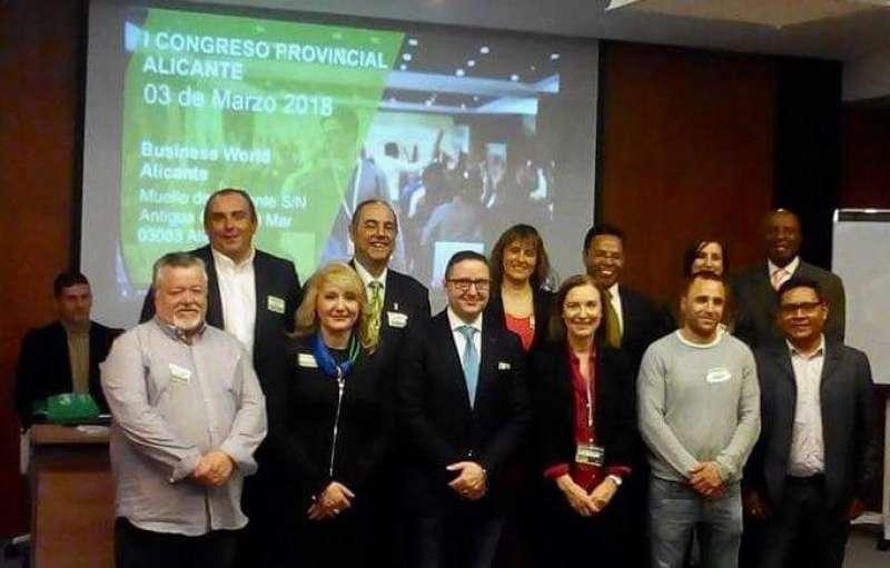 Nueva dirección de Contigo en la provincia de Alicante. FOTO EPDA