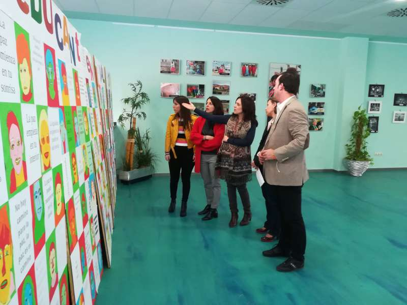Peñíscola inaugura la exposición de las obras del XII Concurso de Fotografía Dones