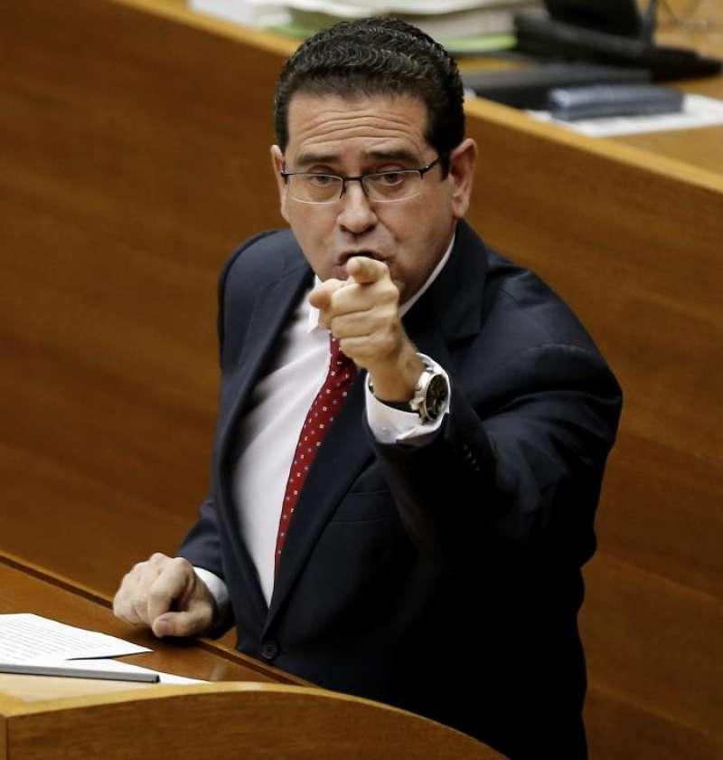 El portavoz de campaña del Partido Popular de la Comunitat Valenciana, Jorge Bellver. EFE/Archivo