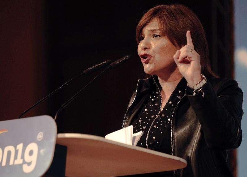 Isabel Bonig. EFE