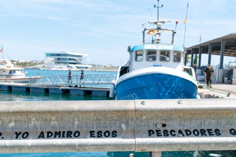 Imagen de la Marina de València. EPDA