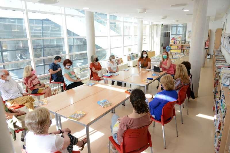 Un moment de la intensa i participativa jornada cultural. EPDA