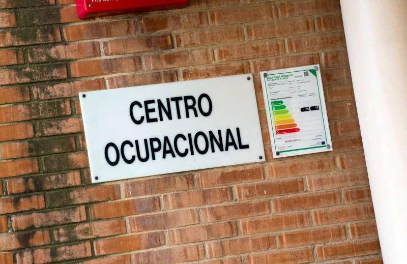 Centro ocupacional. EPDA.