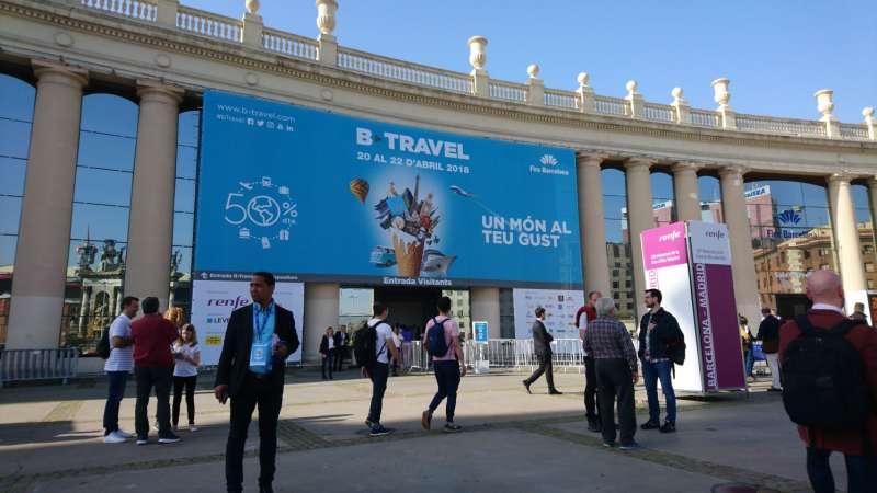 Salón internacional Turismo B-Travel Barcelona