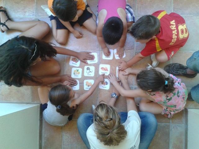 Imagen de una de las actividades de la feria. FOTO: EPDA