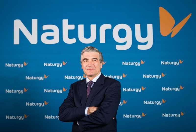 El presidente de Naturgy, Francisco Reynés. / EPDA