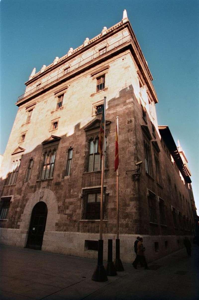 Edificio emblemático. EFE