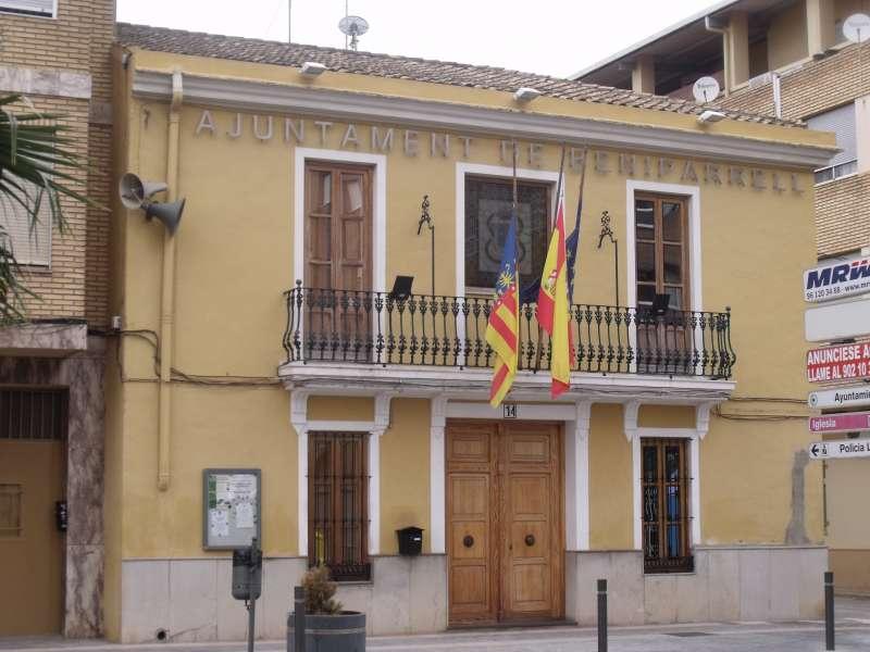 Ayuntamiento de Beniparrell