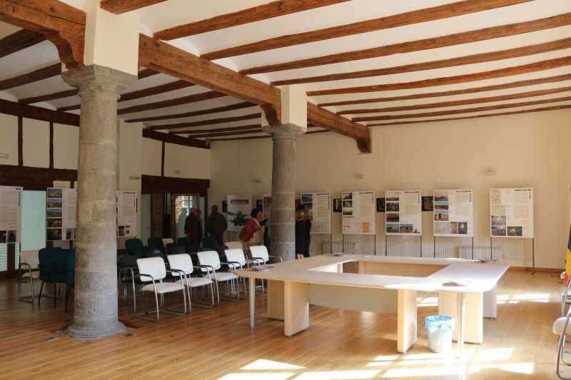 Salón de plenos del Ayuntamiento de El Toro