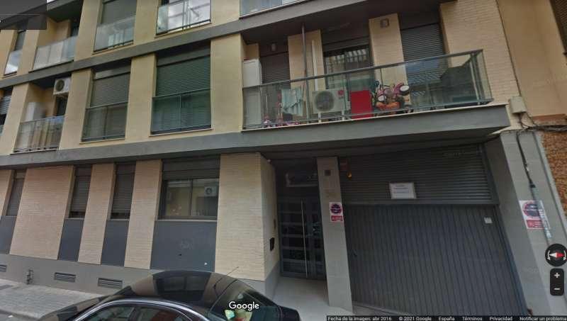 Lugar donde ocurrieron los hechos: calle Nuestra Señora del Socorro, 47, Benetússer. / EPDA