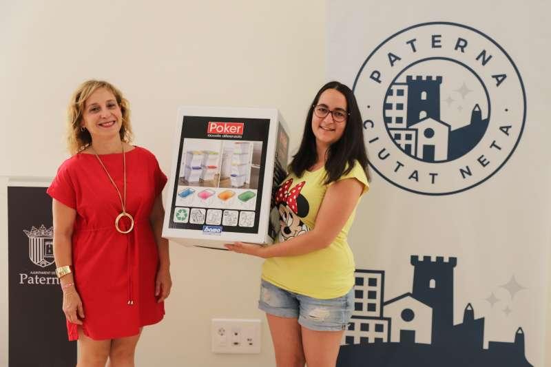 Campaña de reciclaje en Paterna. EPDA