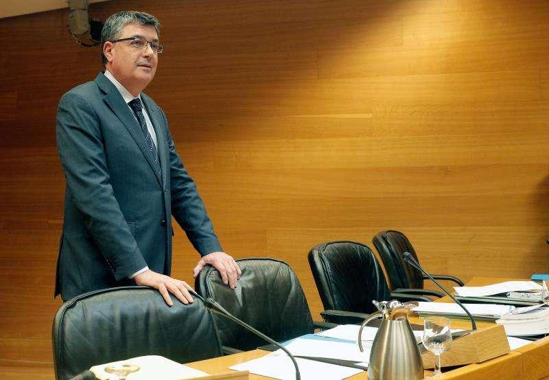 El presidente de Les Corts Valencianes, Enric Morera. EFE/Archivo