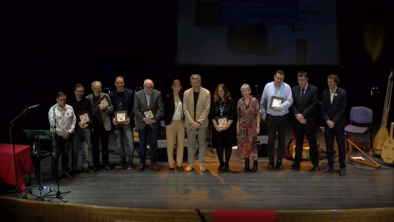 Premis Teodor Llorente 2019
