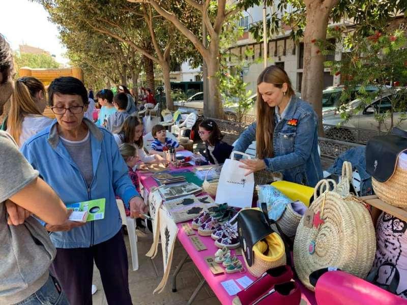 Feria del libro Benaguasil. /epda