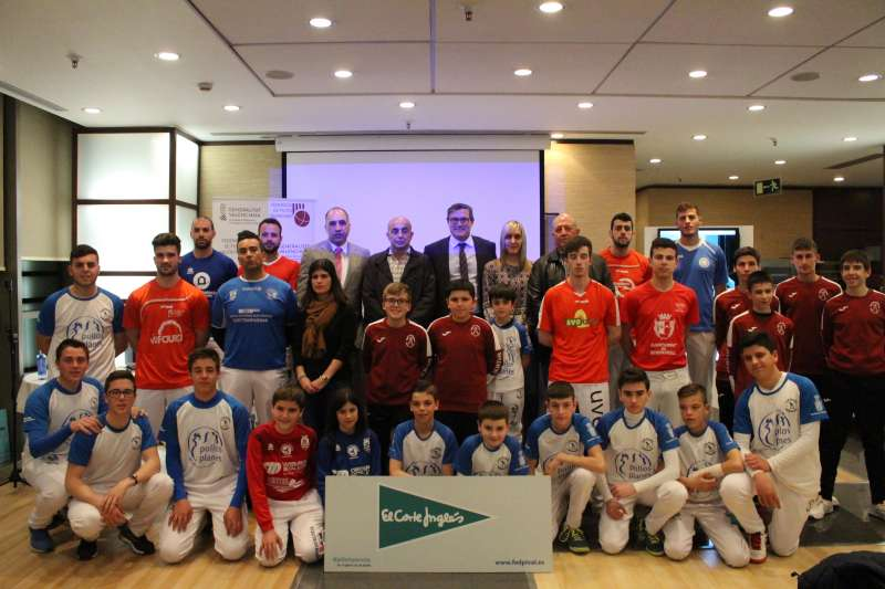 Presentació oficial del campionat