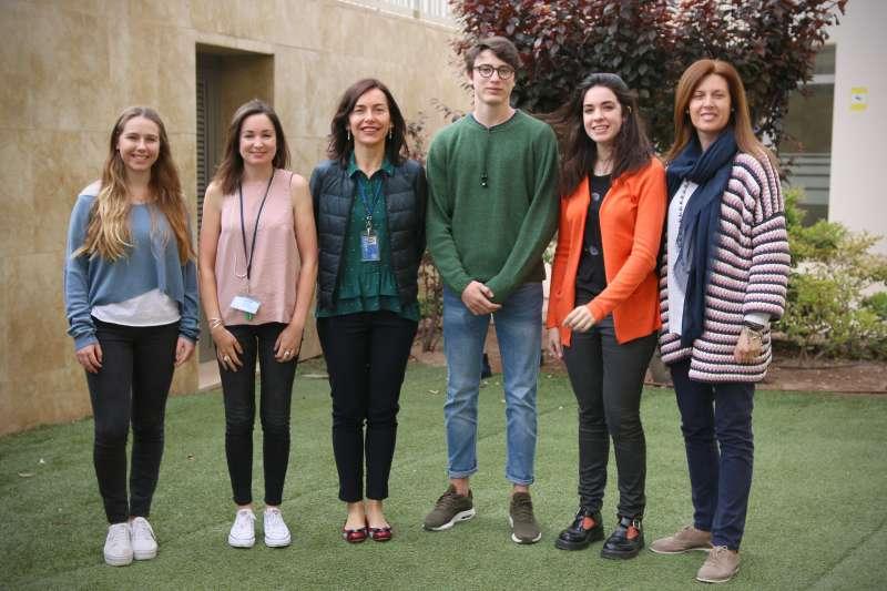 Alumnos de Caxton College. EPDA