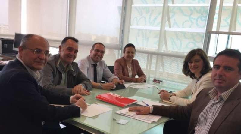 Reunión Conselleria