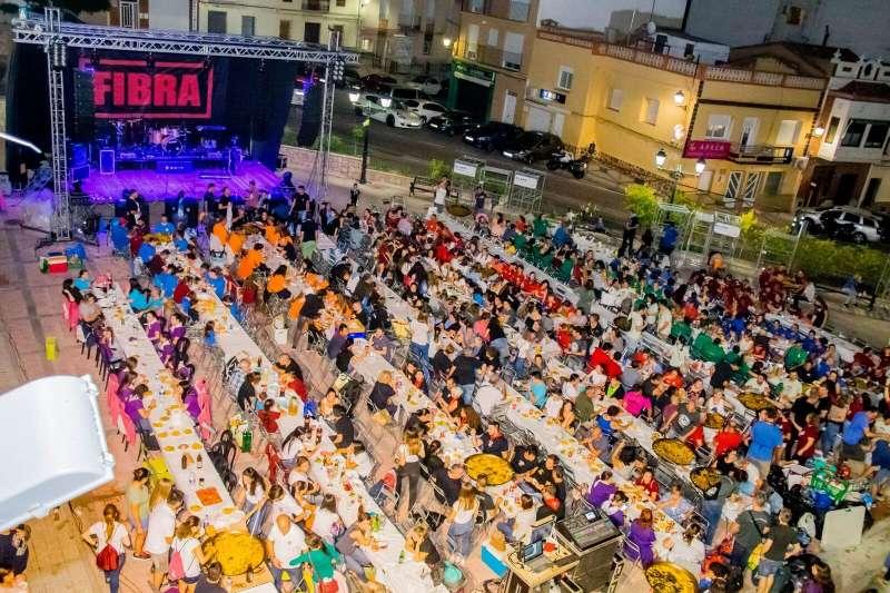 Concurso de paellas 2019. EPDA