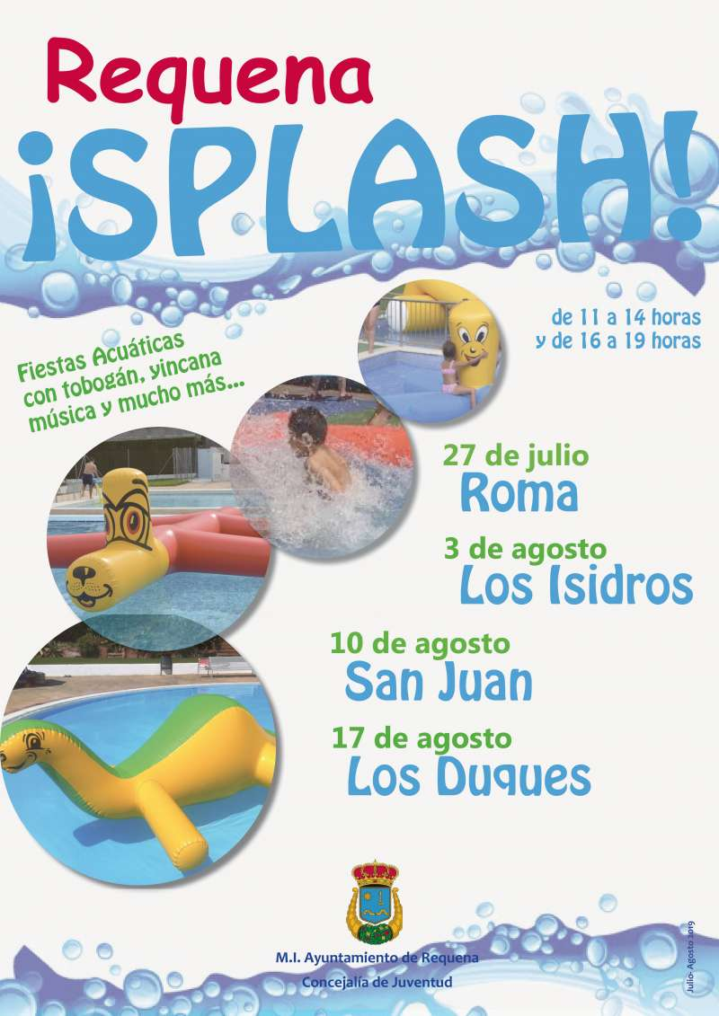 REQUENA SPLASH
