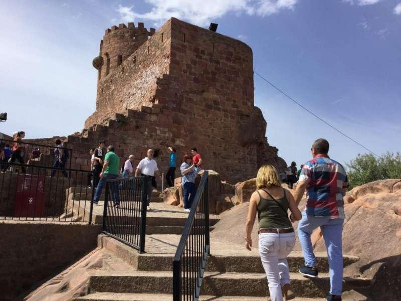 Castell de Vilfamés/EPDA