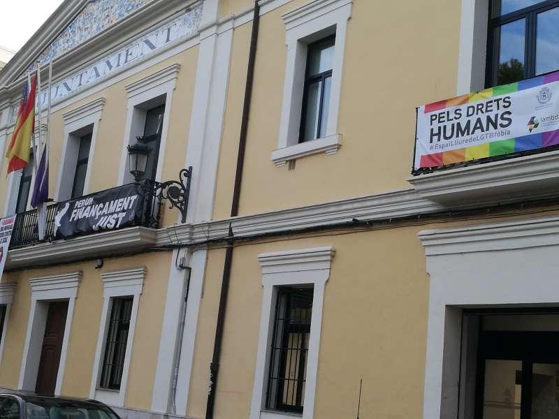 El Ayuntamiento de Manises