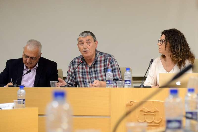 Imatge del plenari. EPDA