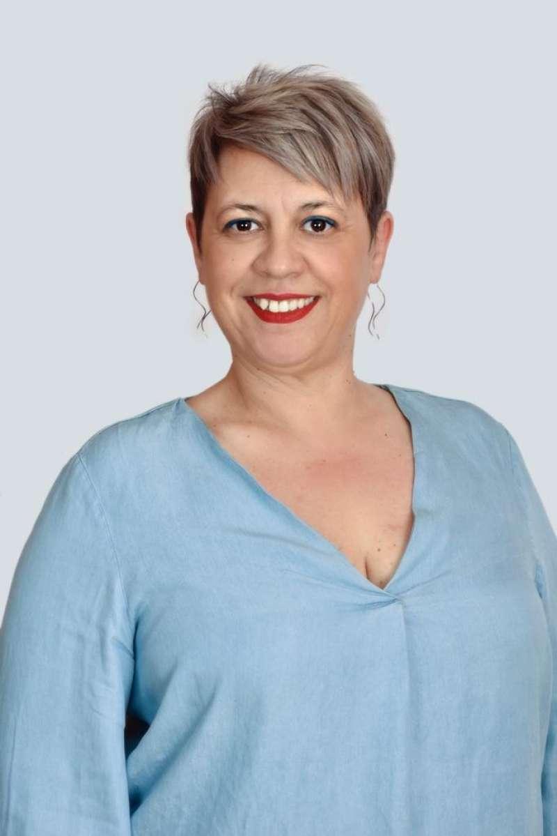 María José Just, candidata del Partido Popular a la alcaldía de Casinos. /epda