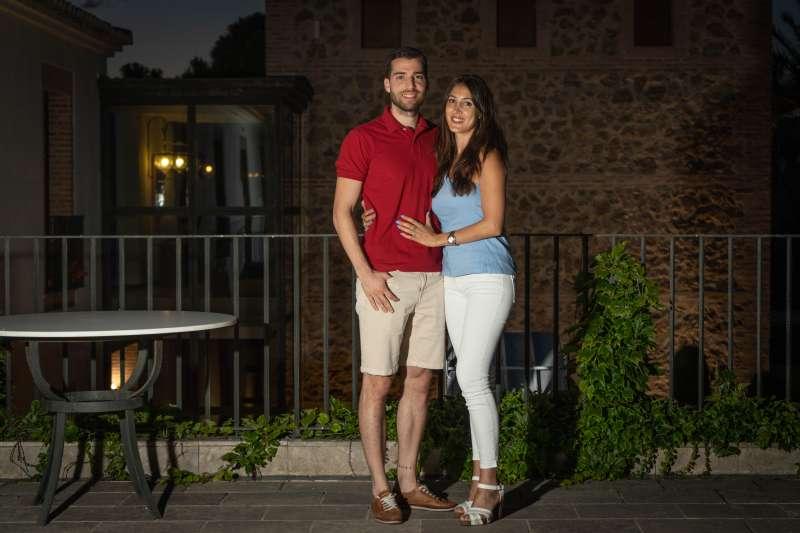 Carlos  y Ana. EPDA