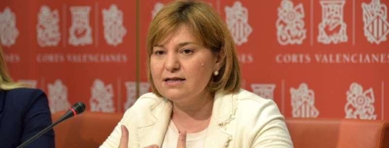 La Síndica del Grupo Parlamentari Popular en Les Corts, Isabel Bonig