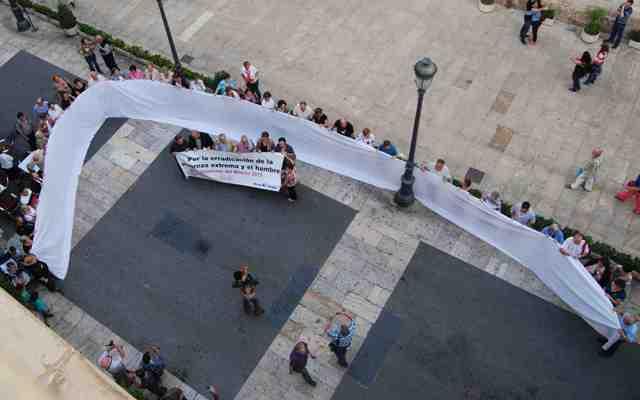 Imagen de uno de los actos. FOTO: EPDA