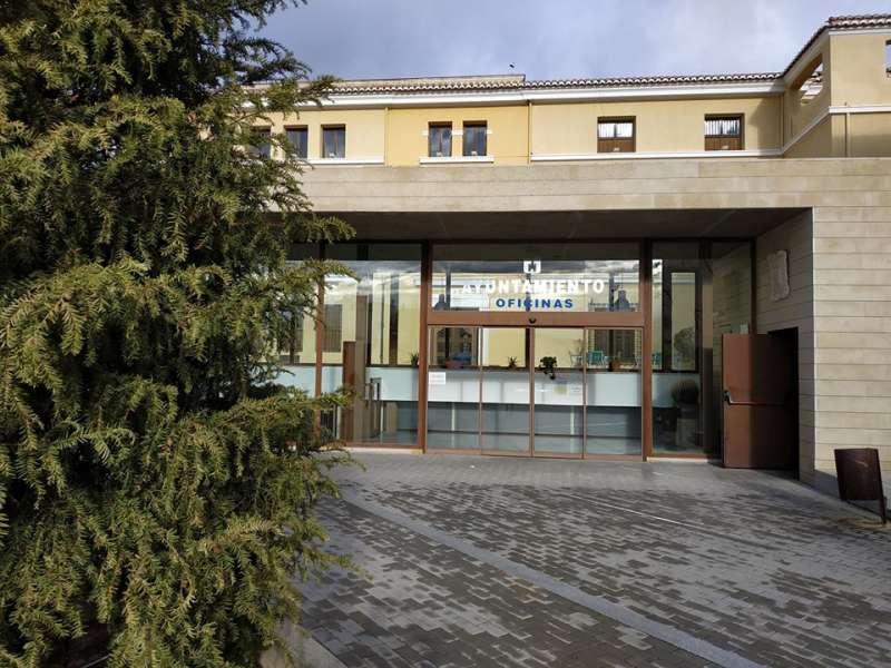 Oficinas de atención al público del Ayuntamiento