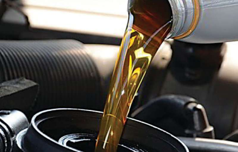 Cambio de aceite. EPDA