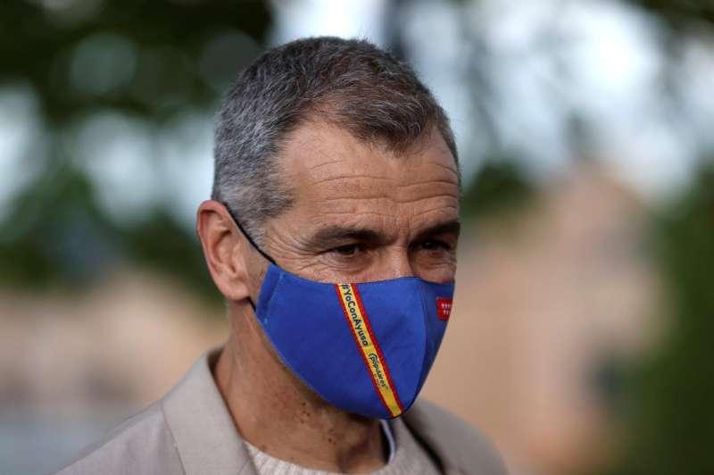 El exdiputado valenciano de Cs Toni Cantó.