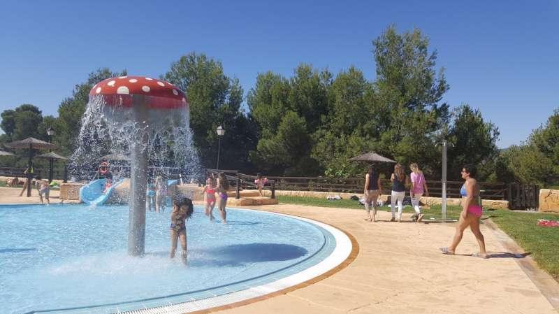 Las instalaciones acuáticas a pleno rendimiento