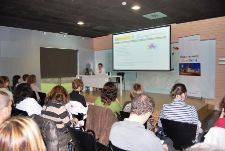 Jornadas en el Hospital de Dénia sobre enfermedades raras. Foto gva.es