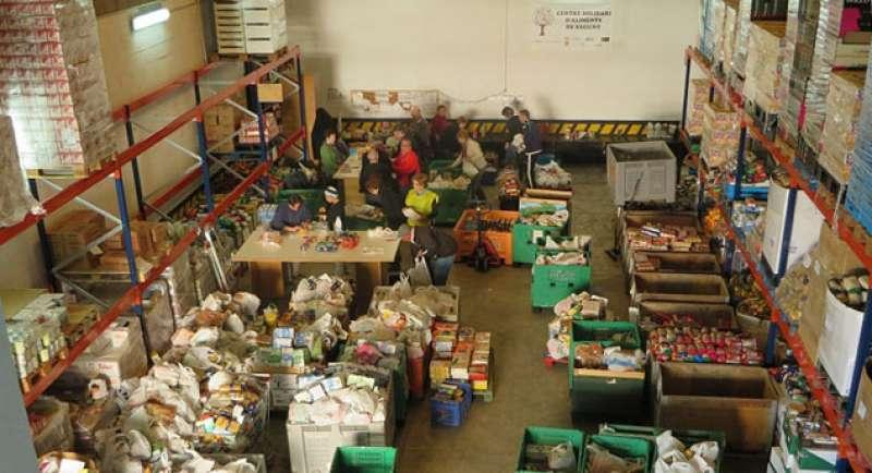 Centro Solidario de Alimentos de Sagunt. EPDA