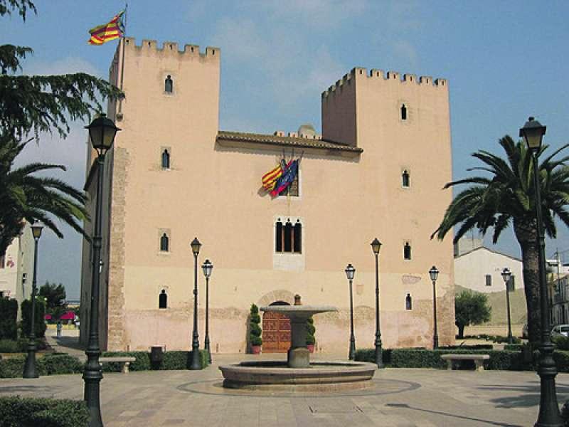 Castell de Albalat dels Sorells. EPDA