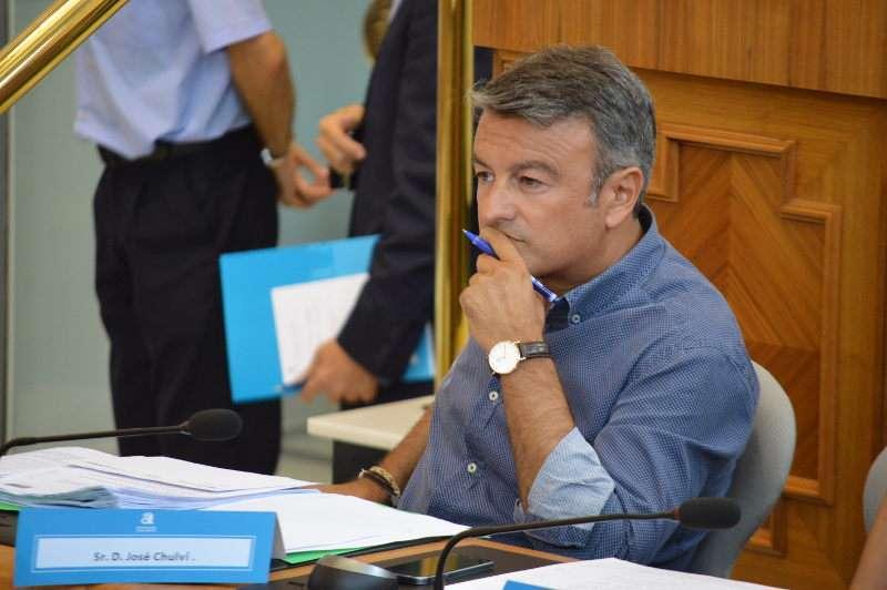 José Chulvi. Foto archivo./EPDA