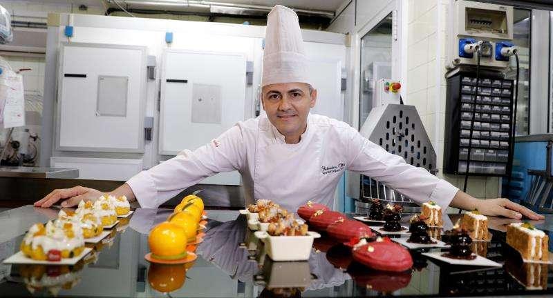 El maestro pastelero valenciano Salvador Pla. EFE/Archivo