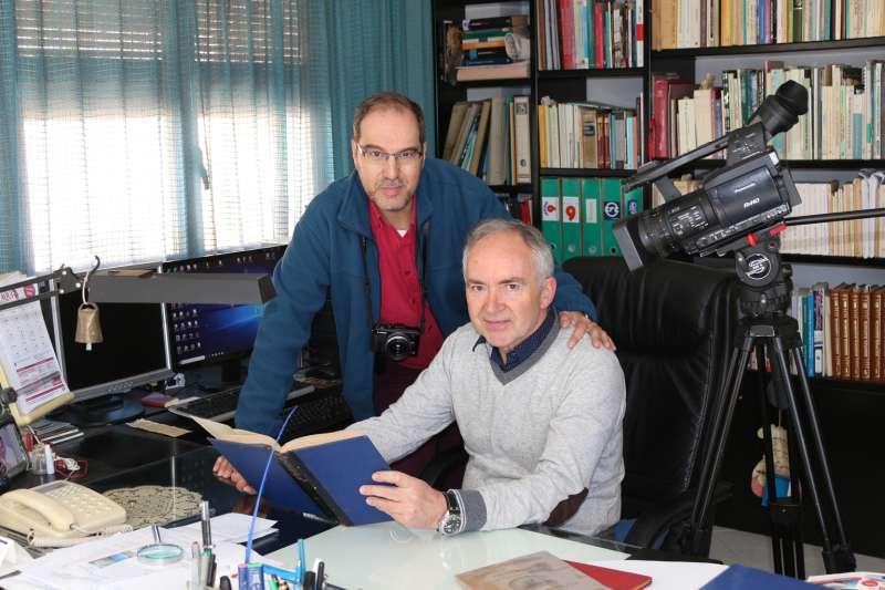 Cuarto milenio graba en Segorbe un reportaje sobre Julio Cervera