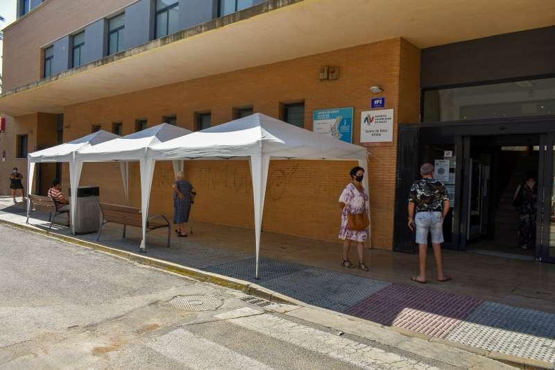 Centro de salud en Alfafar. EPDA