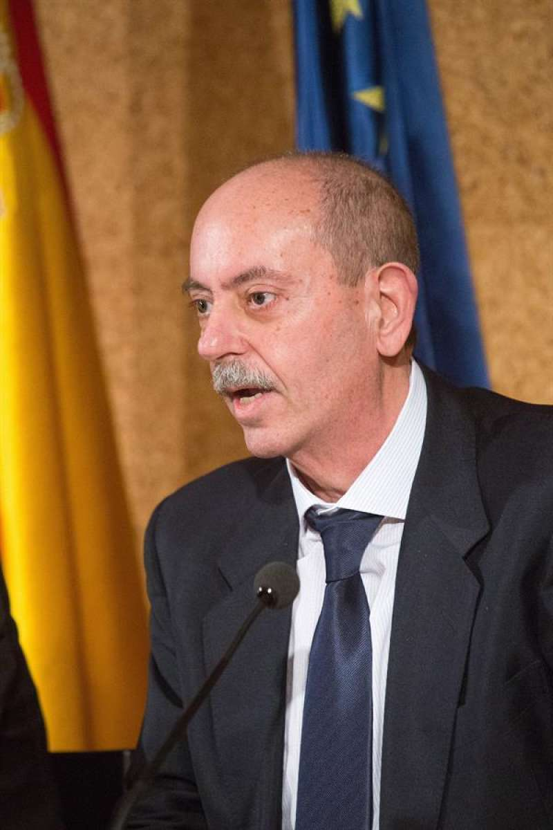 El presidente del Comite Económico y Social de la Comunitat Valenciana, Carlos Alfonso Mellado. EFE/ Domenech Castelló/Archivo