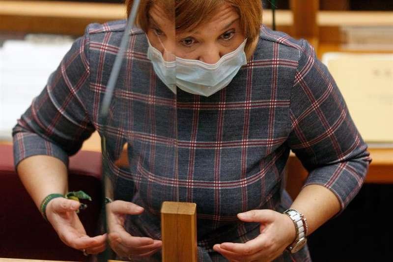 La presidenta del PPCV, Isabel Bonig, en una imagen reciente. EFE