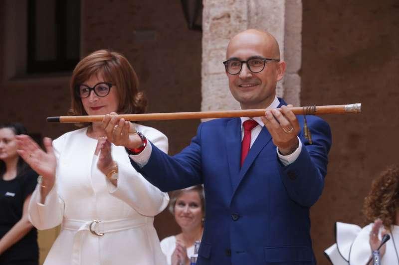 El nou alcalde d