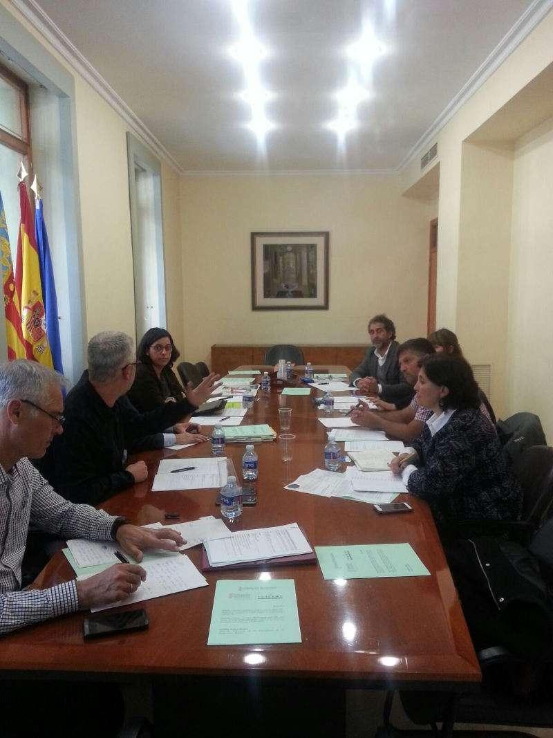 Mesa de Turismo Cultural de la Provincia de Alicante. EPDA