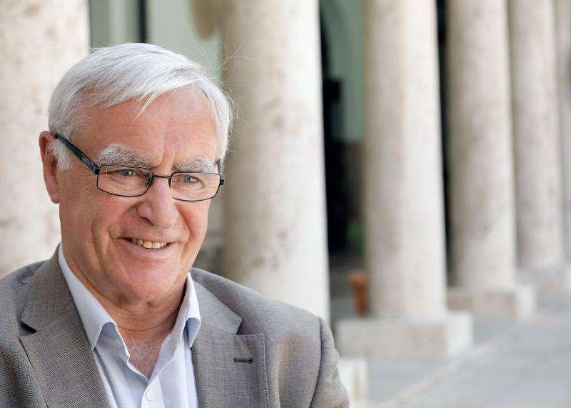 El alcalde de València y candidato de Compromís a la reelección. FOTO ARCHIVO