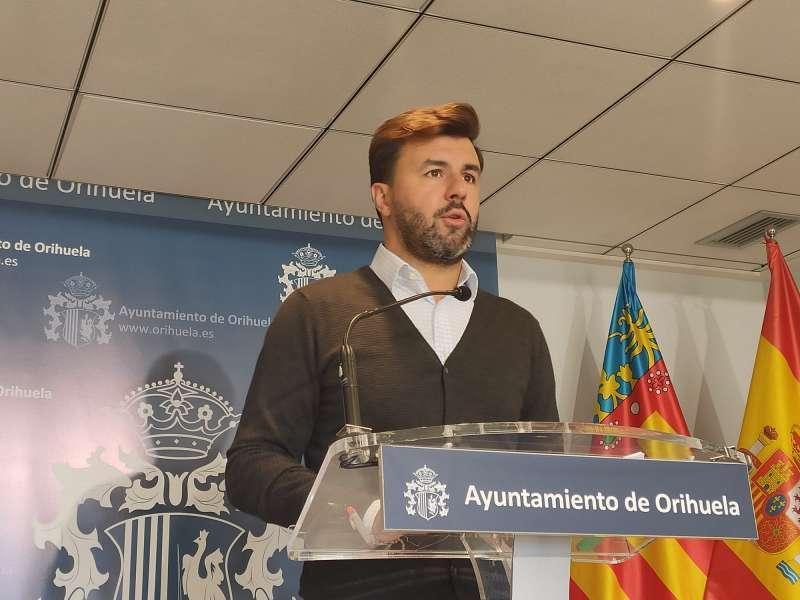 José Aix portavoz