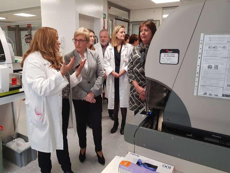 Ana Barceló, consellera de Sanitat Universal i Salut Pública